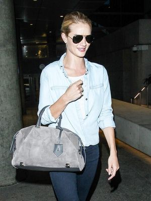 The 4-Piece Airport Wardrobe Celebrities Swear By