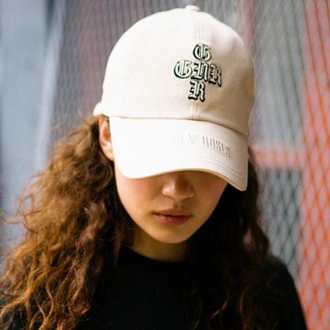 Unisex Artist Collaboration Cap