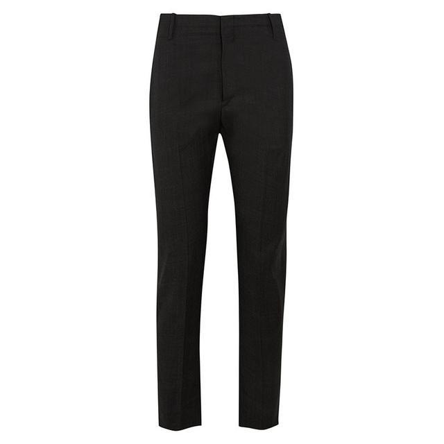 Isabel Marant Noah Checkered Slub Pants
