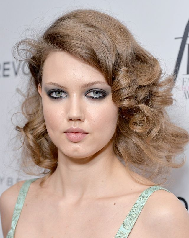 Lindsey Wixson's '70s-Inspired Hair Is Our Latest ...