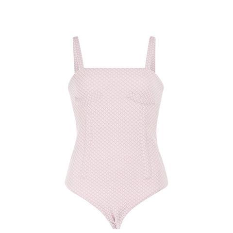 Violet Camisole Bodysuit