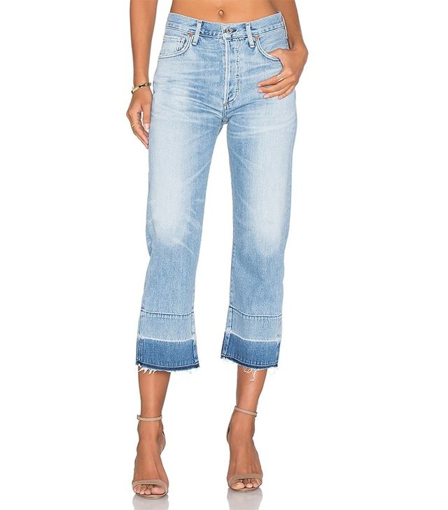 Citizens of Humanity Cora Cropped Jeans