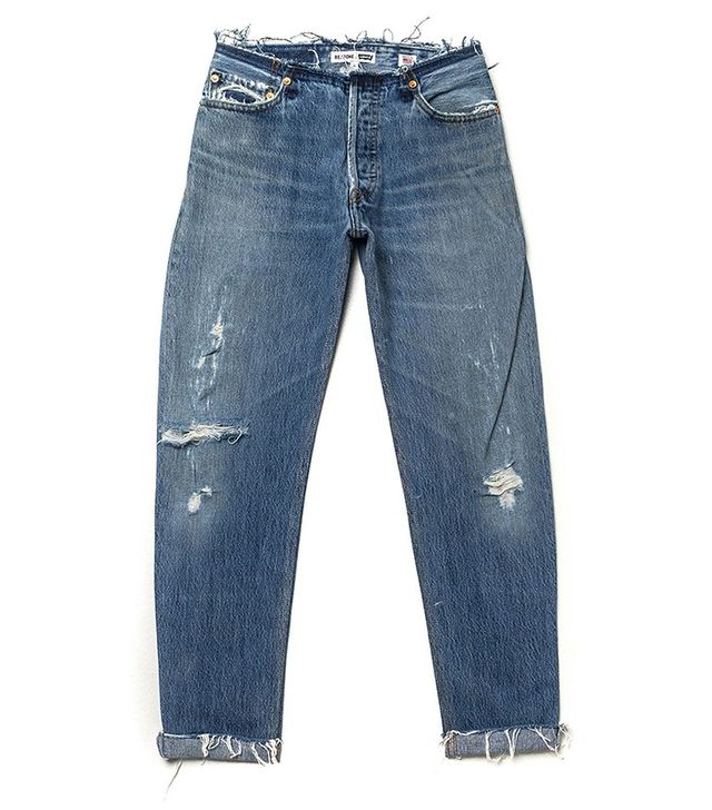 Re/Done | Levi's The No Waist Relaxed Jean