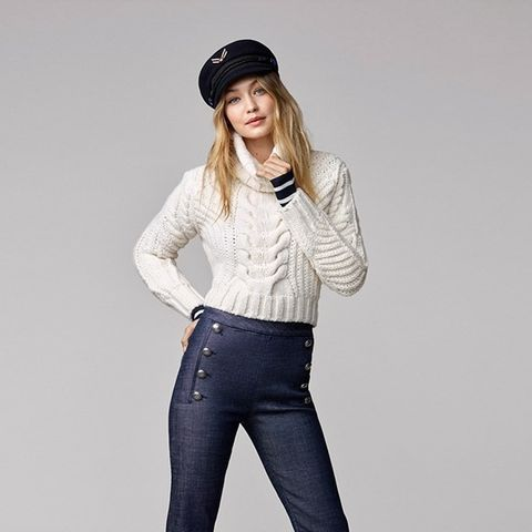 You'll Want Everything From Gigi Hadid's Tommy Hilfiger Collaboration