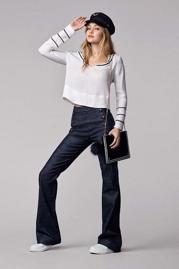 Gigi Hadid x Tommy Hilfiger collection