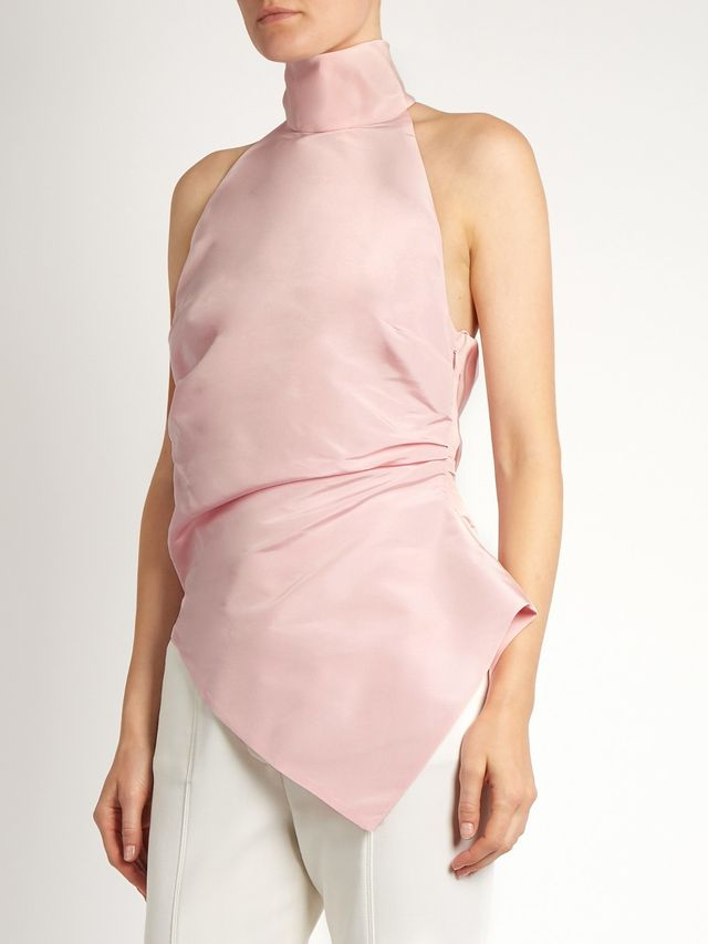 Rosie Assoulin Ruched Top