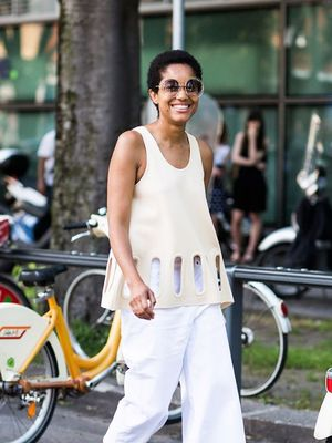 Your Guide to the Best All-White Outfits
