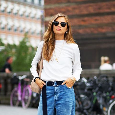 I Hate Skinny Jeans—Here's the Look I'm Trying Instead