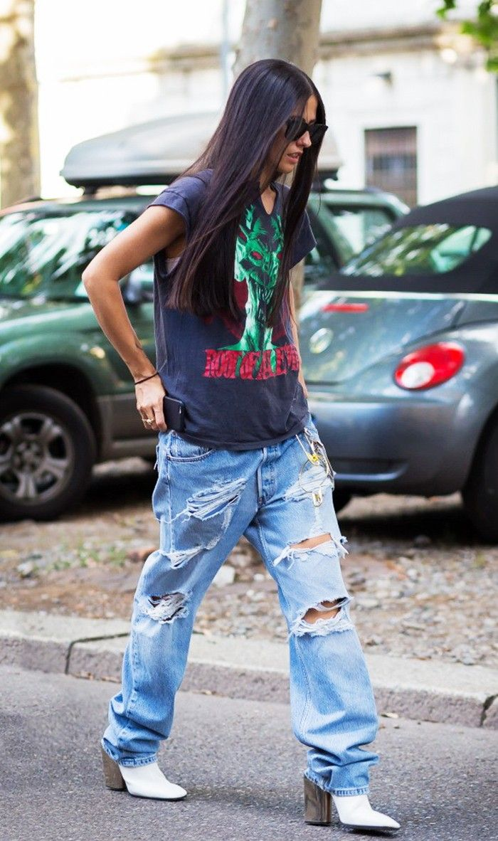 I Hate Skinny Jeans—Here's the Look I'm Trying Instead ...