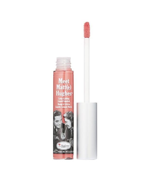 TheBalm Meet Matt(e) Hughes Lip Color in Committed