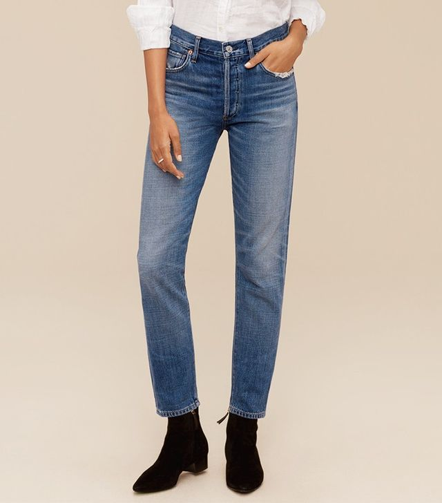Citizens of Humanity Liya Fade Out Jeans