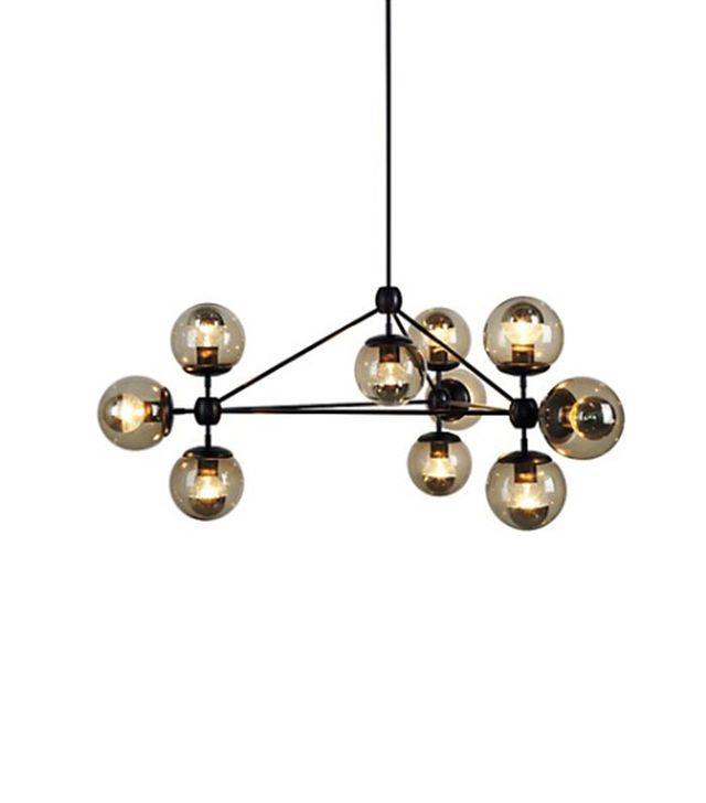 Jason Miller Roll and Hill Modo Chandelier