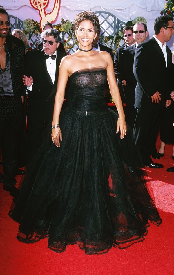 Halle Berry 2000 emmys