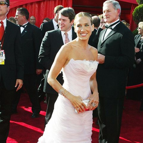 How Many of These Iconic Emmys Dresses Do You Remember?