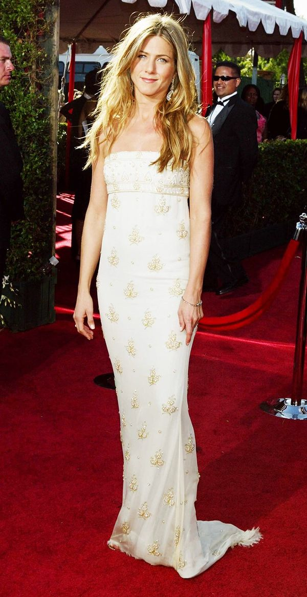 Jennifer Aniston Chanel 2004 Emmys