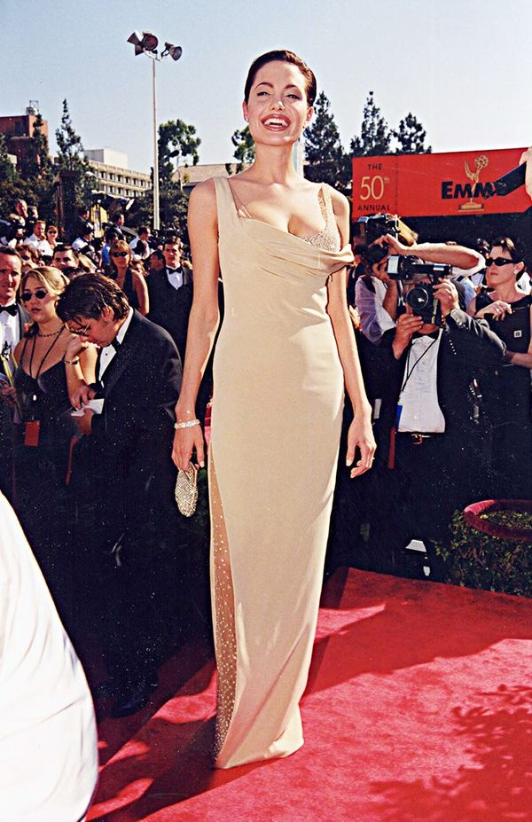 Who: Angelina Jolie