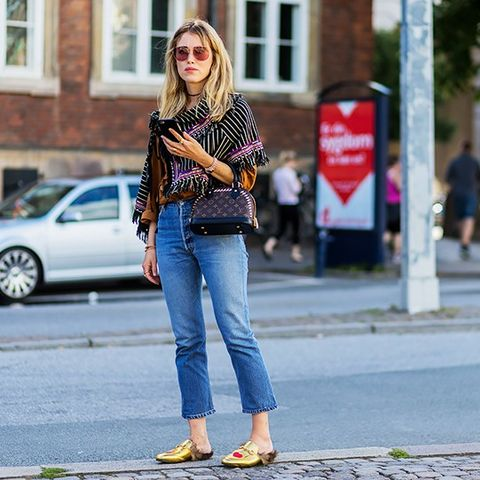 13 Outfit Formulas for High-Waisted Jeans