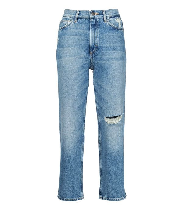 M.i.h Jeans Distressed Boyfriend Jeans