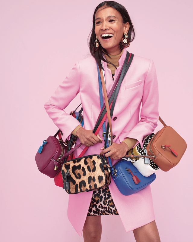 Pictured: J.Crew Regent Topcoat in Double-Serge Wool($350) and Signet Bag in Italian Leopard-Printed Calf Hair($298). WWW: Do you have any tips on how to choose the right shade...