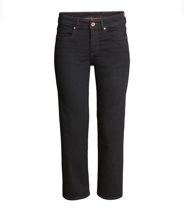 H&M Kick Flare Ankle Jeans