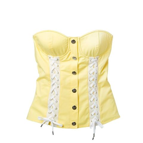 Lace-Up Corset
