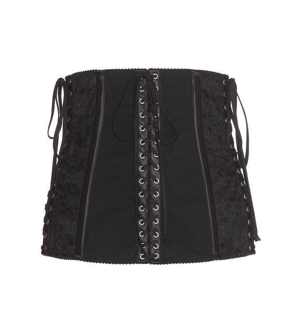 Dolce & Gabbana Lace-Up Corset