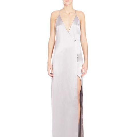 Sleeveless Slip Dress
