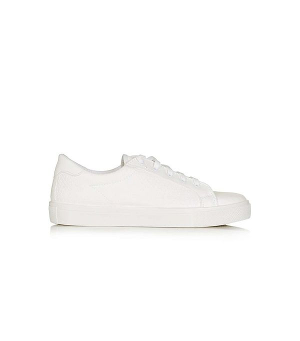 Topshop Cyprus Lace-Up Trainers