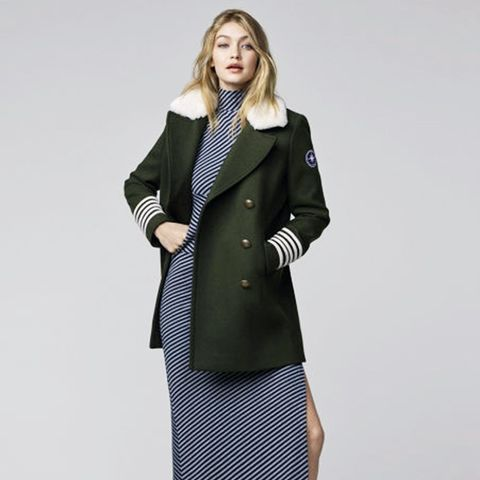 Gigi Hadid's Debut Tommy Hilfiger Collection Teaches Us These 8 Fashion Things