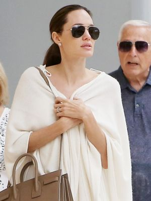 The Pretty Fall Trend Angelina Jolie Is Already Wearing