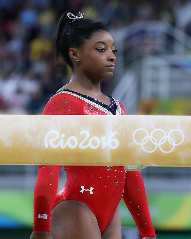 Simone Biles Summer Olympics Rio 2016