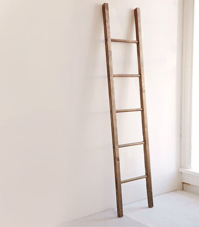 Urban Outfitters Wooden Blanket Ladder