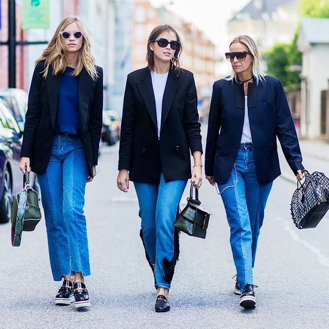 The Jeans Our Editors Are Adding to Their Closets for Fall