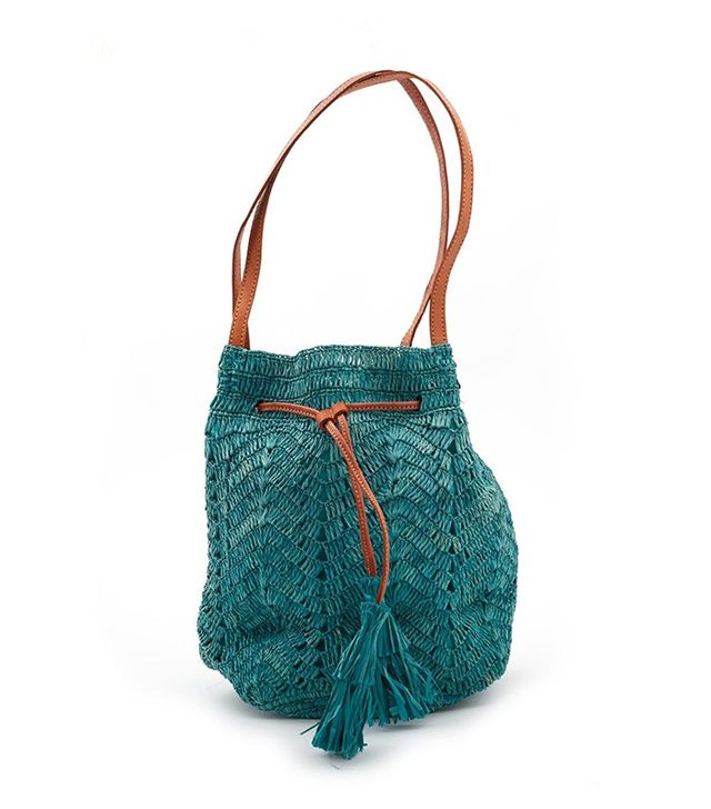 Tropical Bucket Bag