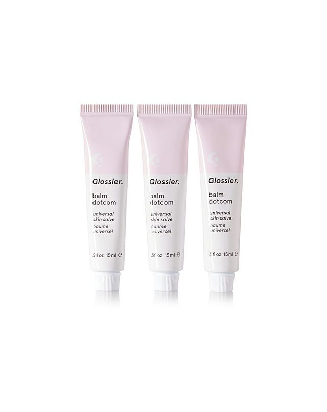 Glossier Set of three Balm Dotcom