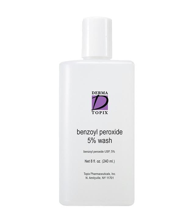 Topix Derma Topix Benzoyl Peroxide Wash