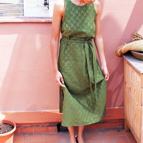 Olivo Wrap Dress