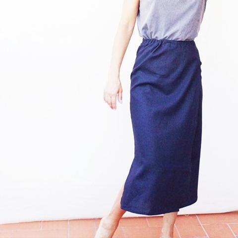 Padrino Wrap Skirt