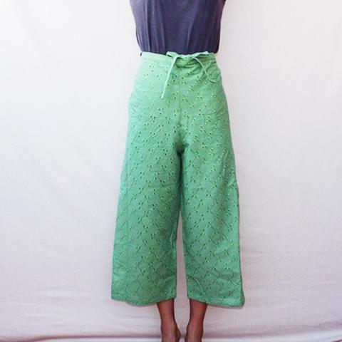 Manzana Wrap Trousers