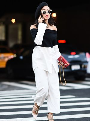 Off-the-Shoulder Top, Meet Your Makeover