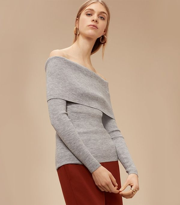 Wilfred Croquis Sweater