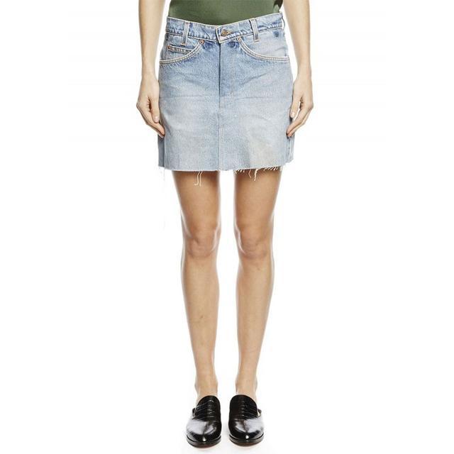 Chosen Vintage Denim Skirt