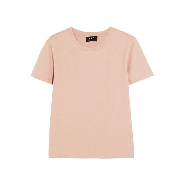 A.P.C Cycle Cotton T-Shirt