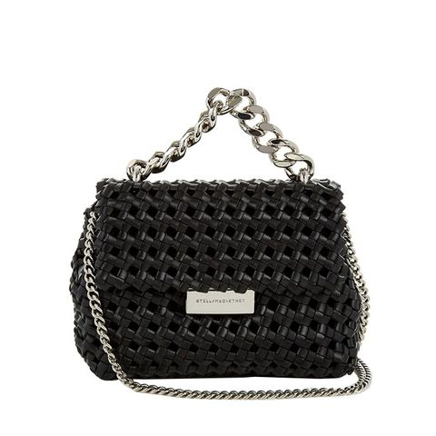 Beckett Mini Faux-Leather Cross-Body Bag