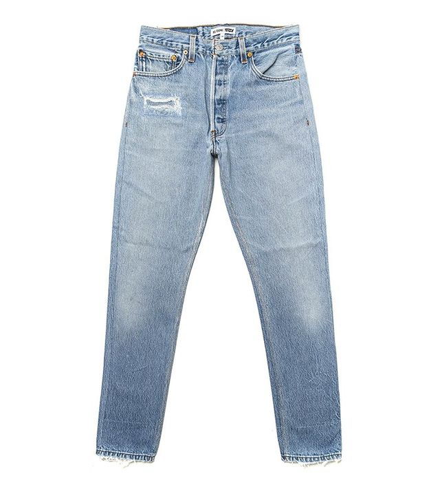 RE/DONE | Levi's High Rise Jeans