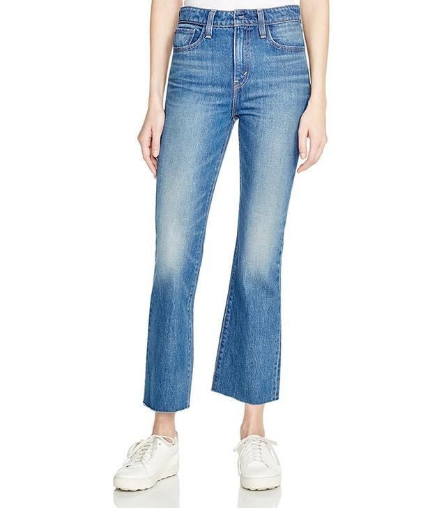Levi's Kick Flare Jeans in Indigo Junkie
