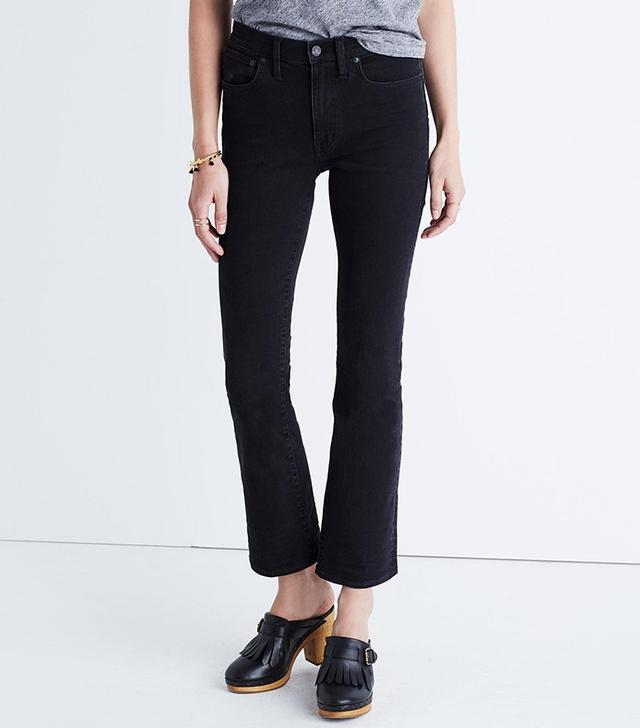 Madewell Cali Demi-Boot Jeans in Kane Wash