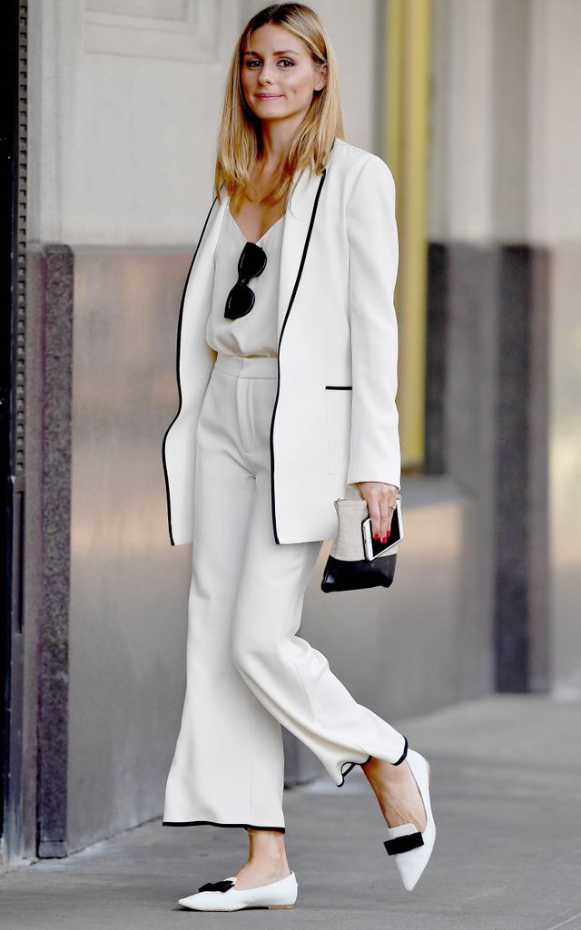 Tiny Miracle Olivia Palermo S Awesome Zara Pants Are