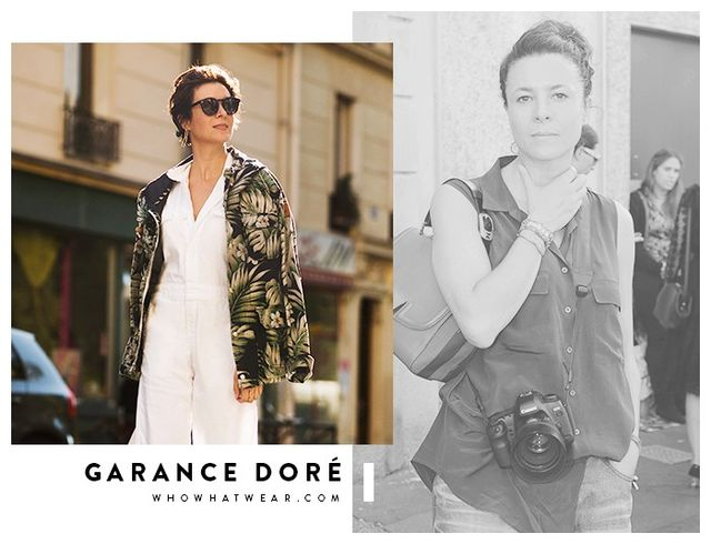 "Garance Doré is the definition of a multihyphenate. The French illustrator, author, and photographer runs her namesake blog, which she refers to as a ""visual diary."" Doré was at the..."