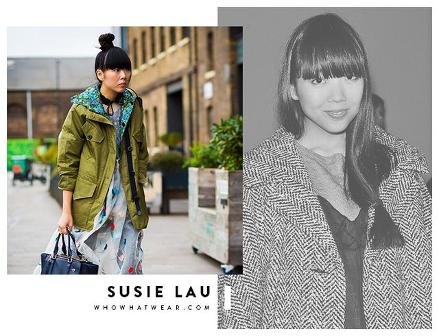 London-based Susie Lau launched her blog Style Bubble in 2006 as a place to document her wildly unique outfits, which still serve as some of the highlights of fashion week street style. Her...